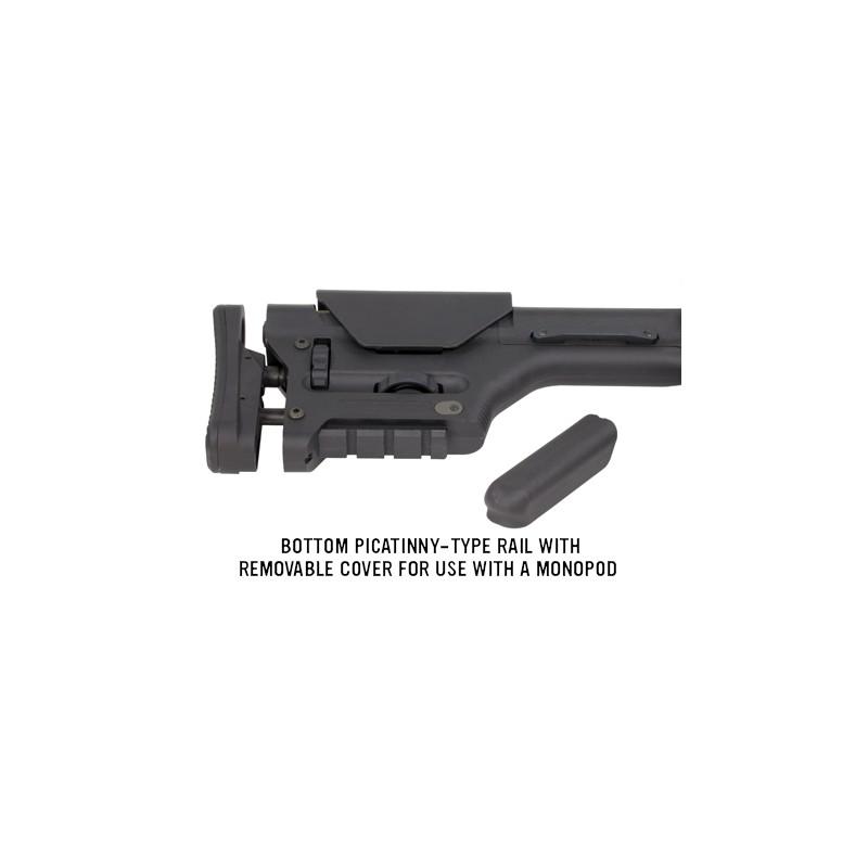 PRS® Precision-Adjustable Stock – AR15/M16 - DynamikArms