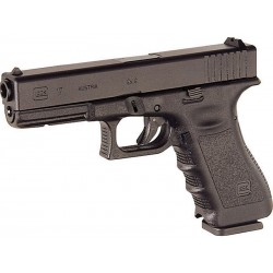 Glock 17 Gen 3 9x19mm Para - Black