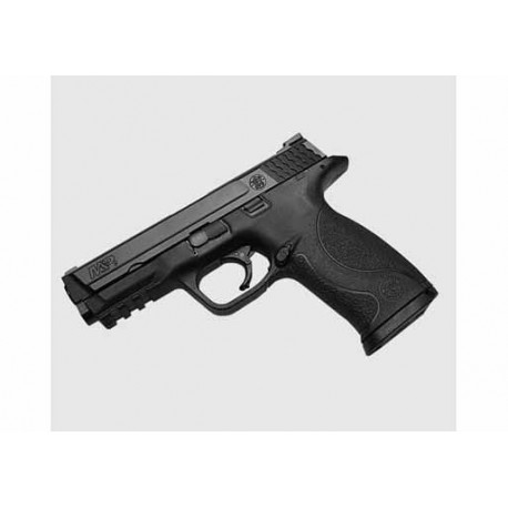 """S&W Pistole M&P9, cal. 9mmLuger 4.25"""" 17cps, Visée Tritium"""