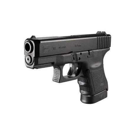 Glock 30 Cal. .45 ACP Black
