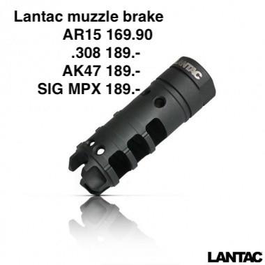 Lantac Muzzle Brake
