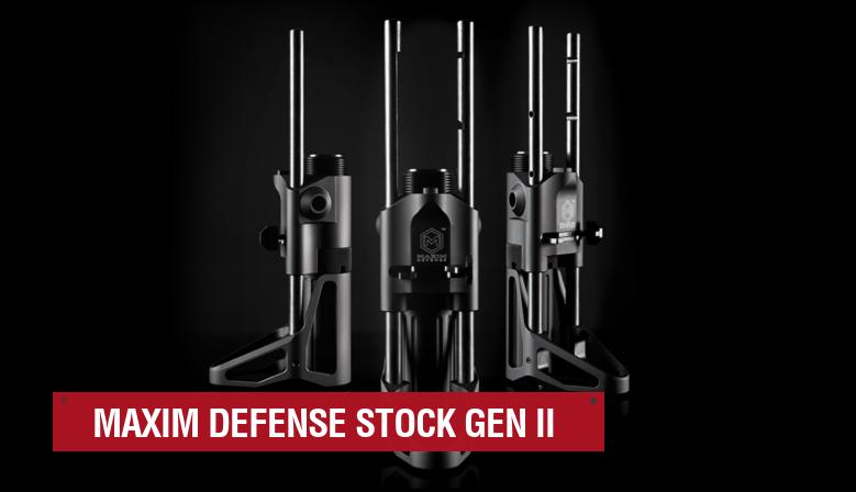 Maxim Defense Stock Gen II