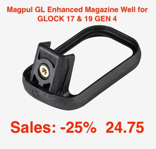 Glock Mag-Well