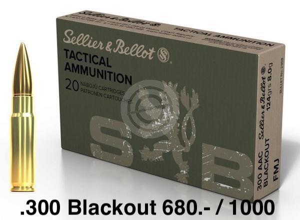 Sellier Bellot .300BO